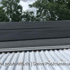 Schaden am Solarabsorber