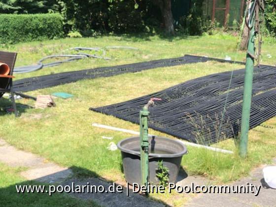 Solarabsorber - Tag 2
