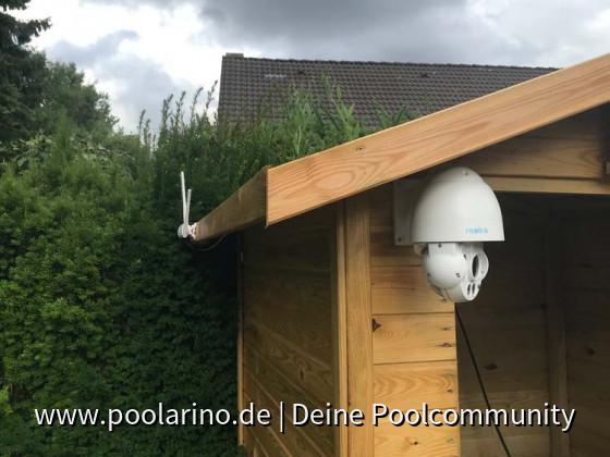 WLAN, Kamera und Außentemperatur
